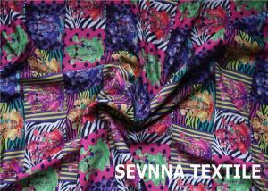 China Underwear Solid Nylon Spandex Fabric Circular Knitting 160gsm - 180gsm on sale