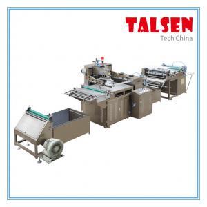 China Silk-Screen printing & sheet cutting machine on sale