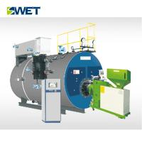 Fully Automatic Horizontal Simple Steam Boiler With Fire Tube , Easy Use