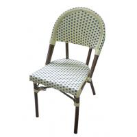 LJC075 Hot sale 2014 lastest new design rattan coffee shop chair
