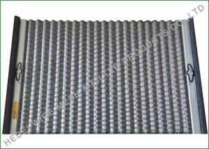China FLC500 Series Pinnacle Screen , Oil Vibrating Sieving Mesh 1050 X 695mm Size on sale