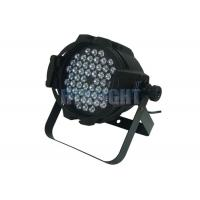 China 60Hz 7000K 54 X 3W Led Projector / Aluminum Housing Rgbw Stage Light on sale