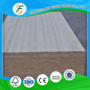 China Best Selling Finger-Jointed Board for Construction on sale