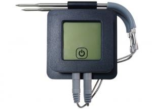 China Dual Probes Touch Screen Digital Meat Thermometer , Mini Meat Thermometer For Smoker supplier