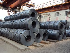 China hot rolled steel strip, cold rolled steel strip with surface treatment(black anneal, polish, galvanize, color coat) on sale