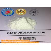 Pharmaceutical Grade Raw Testosterone Powder Hormone Methyltestosterone CAS 58-18-4