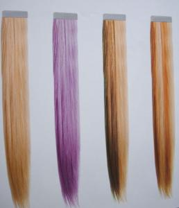 China wholesale human hair skin tape weft extensions on sale