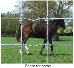 China Livestock Fencing for All Types of Domestic Animals on sale