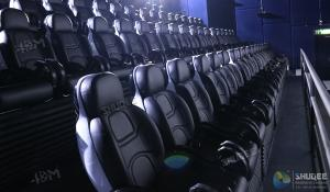China Electric 7D Movie Theater For Cabin Convenient In Amusement Attraction on sale