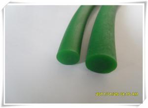 China TPU Bending Strength Polyurethane Rough Round Belt wear resistant on sale