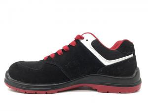China Ladies Lightweight Safety Shoes Composite Toe Cap Oil Resistant OEM / ODM Available on sale