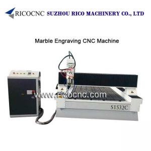 China Stone Milling CNC Machines Granite Panel Cutting Machine CNC Router for Stone Engraving S1532C on sale