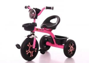 China 3 Wheels Childrens Ride On Toys Baby Pushing Toys 3-4 Km/H Speed , Easy To Carry on sale