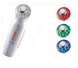 China Photon Ultrasonic Skin Care Machine Colored LED Light For Oily Skin on sale