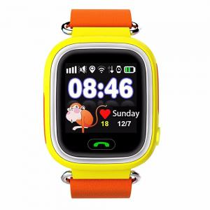 China Q90 Anti Lost Kids Smart GPS Watch , Kids Safety Gps Tracker Smartwatch Android on sale