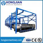Fully Automatic Plating Line Automated Gravure Cylinder Making Line Nickel Copper Chrome Plating Tank Plating Bath