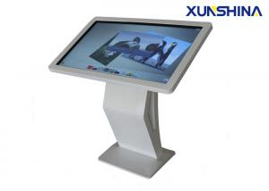 China Wifi Totem Touch Screen Hotel Shopping Mall Kiosk Displays / Self Service Kiosk on sale