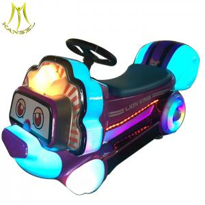 China Hansel indoor mall child electric motorcycle battery operated ride  go cart on sale