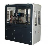 Hydraulic Motor Pvc Card Cutting Machine , 4.5KW Visiting Card Cutter Machine