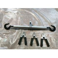 Double Hook Wire Tightening Tool / Steel Wire Rope Turnbuckle