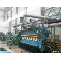 1000kW heavy fuel oil generators power system for sale
