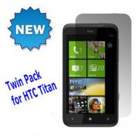 Clear Screen Protector for HTC Titan