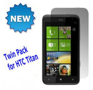 China Clear Screen Protector for HTC Titan on sale