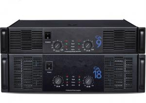 China 8 Ohm Class AB Switch Mode Power Amplifier For Entertainment Place on sale