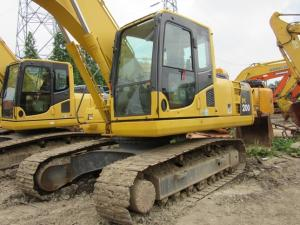 China 2010 Komatsu PC200-8,Used komatsu excavator for sale on sale