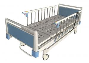 China Electric Pediatric Hospital Bed Stable Safe 3 Function Hand Remote Control on sale
