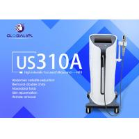 Women Use Hifu Beauty Machine 4MHz HIFU Frequency For Skin Rejuvenation / Pore Removal