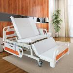 High Comfort Electrically Operated Beds , Mobility Adjustable Beds For Disable