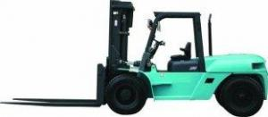 China Diesel forklift truck 8.0-10T on sale