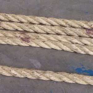 China 3 -Strand manila rope of oil &gas offshore platform on sale