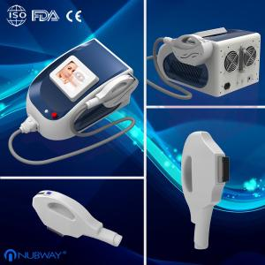 China easy control safety diode laser hair removal machine with super cooling system on sale