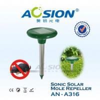 Garden Solar Sonic Mole Repeller