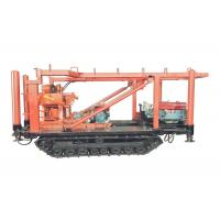 220V / 380V Water Well Drilling Machine / ST 200 M Mine Borehole Rock Drill Rig