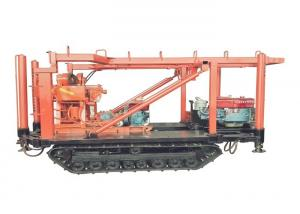 China 220V / 380V Water Well Drilling Machine / ST 200 M Mine Borehole Rock Drill Rig on sale