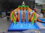 China Commercial Inflatable Water Slides Games wholesale