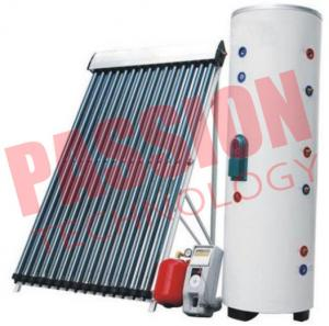 China CE Approved Residential Solar Water Heater , Solar Split System Easy Operation on sale