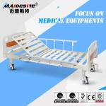 Single Crank One Function Manual Hospital Patient Bed , Manual Adjustable Bed