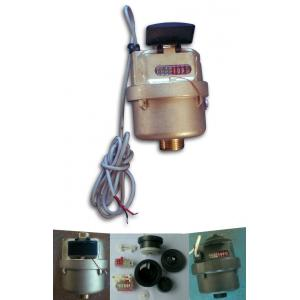 Quality 20bar Piston Water Meter Class C With Remote Reading Transmission for sale