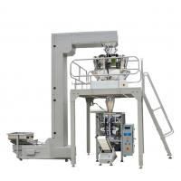 China 220V Food Grade Granule Packing Machine Color Touch Screen Display Founded on sale