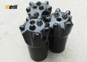 China Cold Pressing Tapered Rock Drill Bits With 7 Carbide High Performance on sale