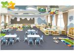 Combinable Community Preschool Furniture Set Humanization Design Cute Appearance