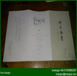 China c1s paper c1s art board paper on sale