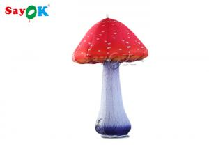 China 1 Meter Giant Inflatable Lighting Decoration Mushroom Night Lamp Remote Control on sale