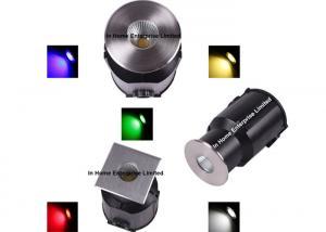 China COB 5W Mini LED Underground Light 100-240V AC outdoor landscape lighting on sale