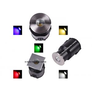 China COB 5W Mini LED Underground Light 100-240V AC outdoor landscape lighting on sale