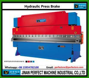 China Hydraulic Press Brake (WC67Y Series) on sale